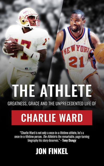 Charlie Ward Book Cover