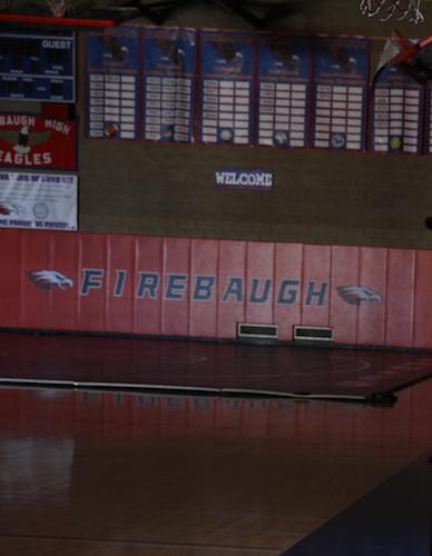 Allen Gym, Firebaugh High School