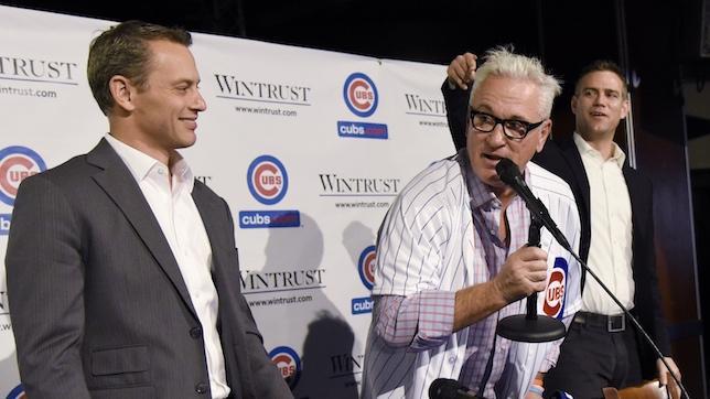 Joe Maddon Hired As Cubs Manager