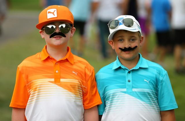 Rickie Fowler Fans
