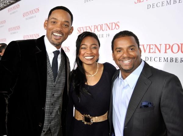 Will Smith, Tatyana Ali, Alfonso Ribeiro