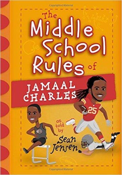 Middle School Rules of Jamaal Charles