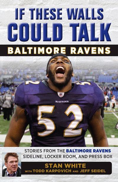 Baltimore Ravens Book Cover