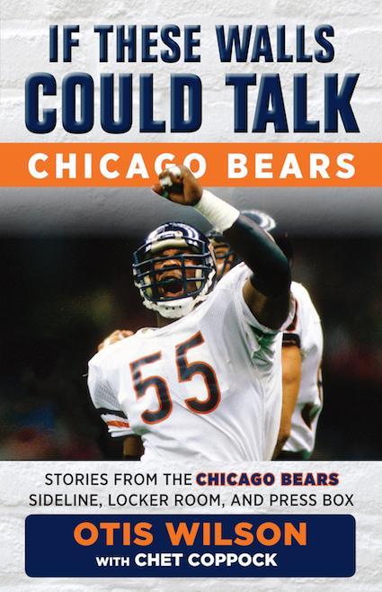 Otis Wilson/Chicago Bears Book