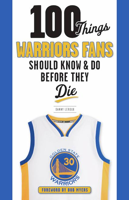 100 Things Warriors Fans Cover
