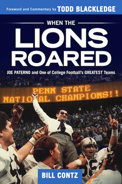 When The Lions Roared Cover