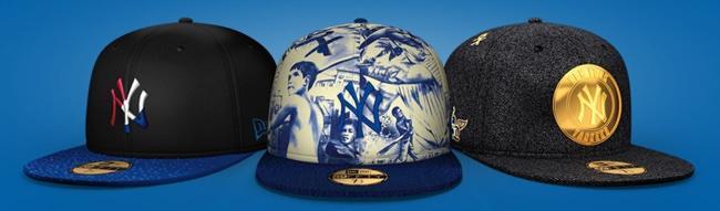 New York Yankees Caps