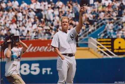 Jim Abbott Yankees
