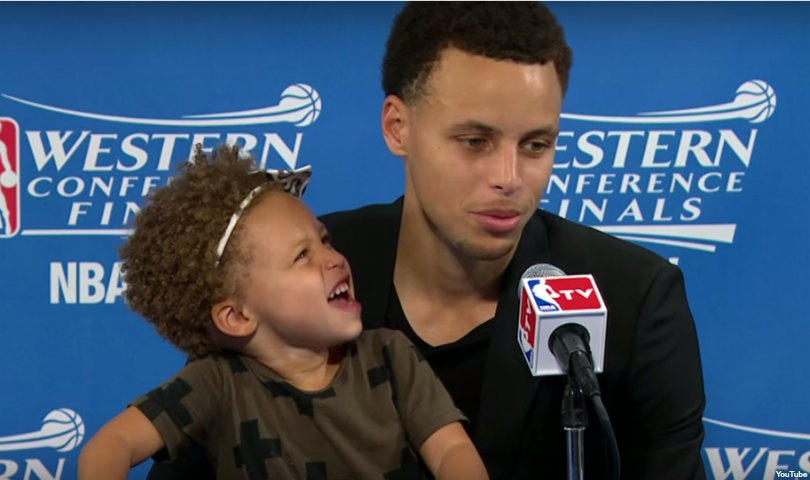 Riley's First Podium Game
