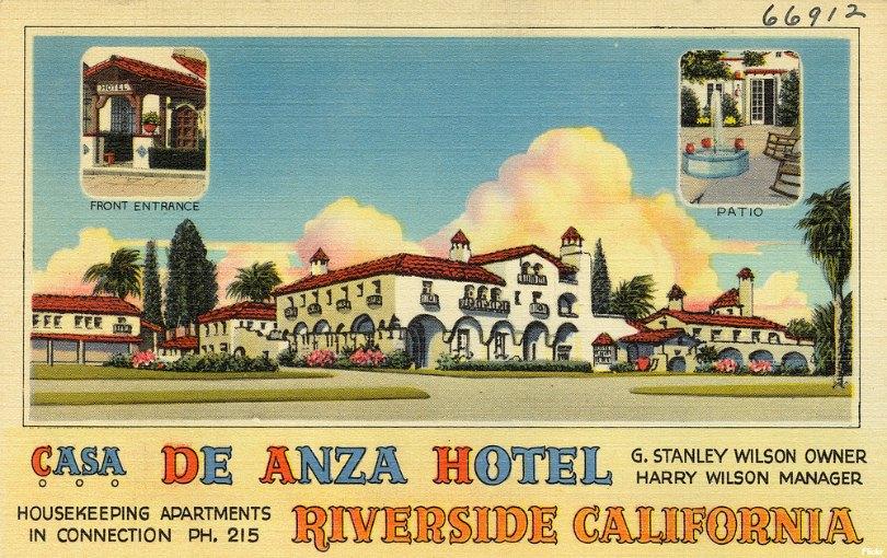 Riverside-San Bernadino, California