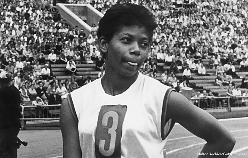 Wilma Rudolph, Tennessee State