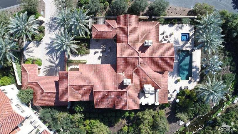 Fred Couples Sells House To Jerry West