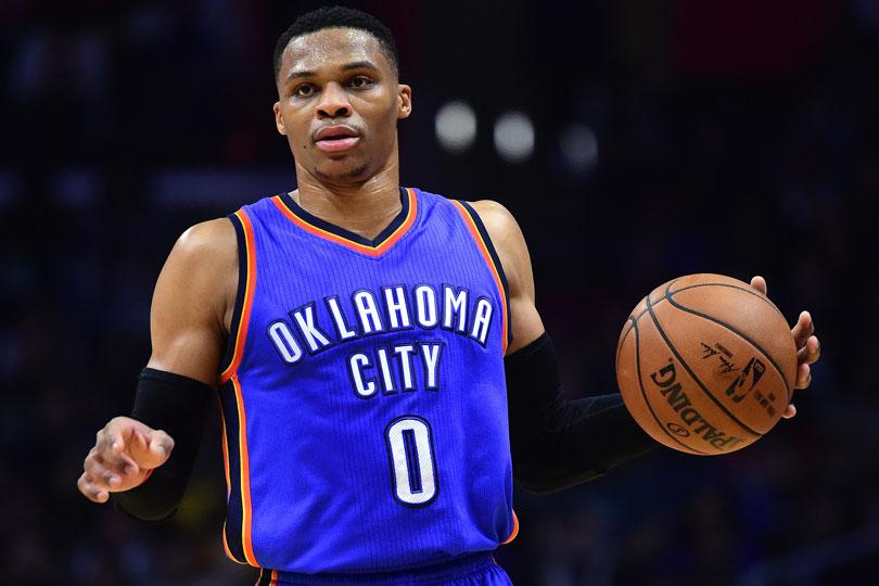 Squash: Russell Westbrook
