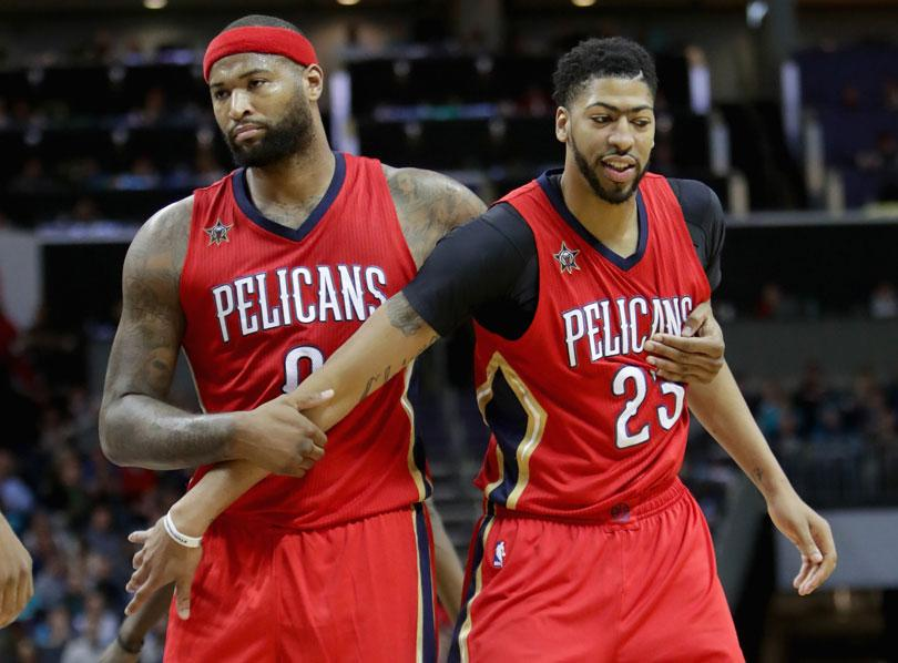 Any Casserole: Anthony Davis and DeMarcus Cousins