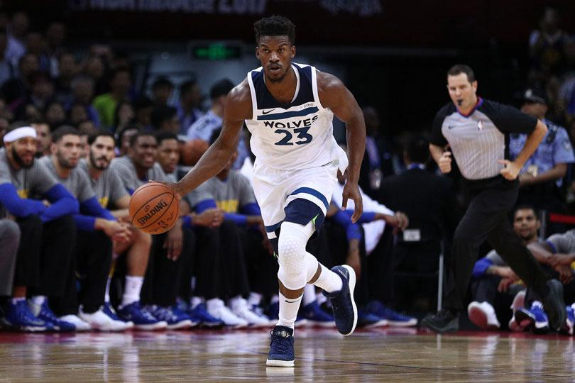Biscuits: Jimmy Butler