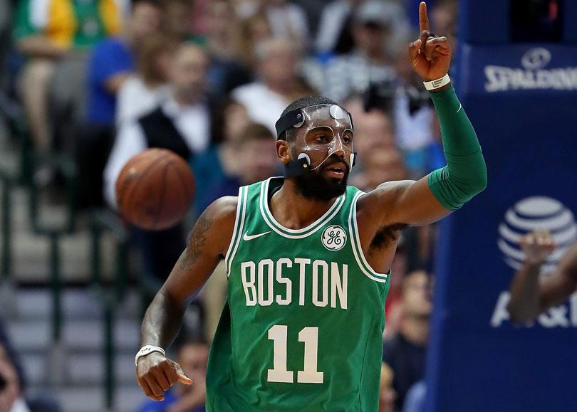 Mashed Potatoes: Kyrie Irving