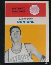 Don Ohl -- 43 Points (1966)