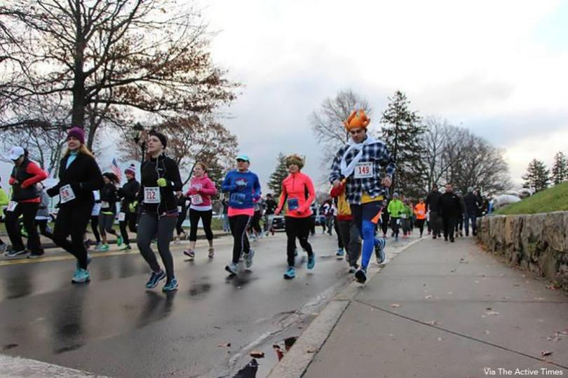 Plymouth Turkey Trot, Massachusetts