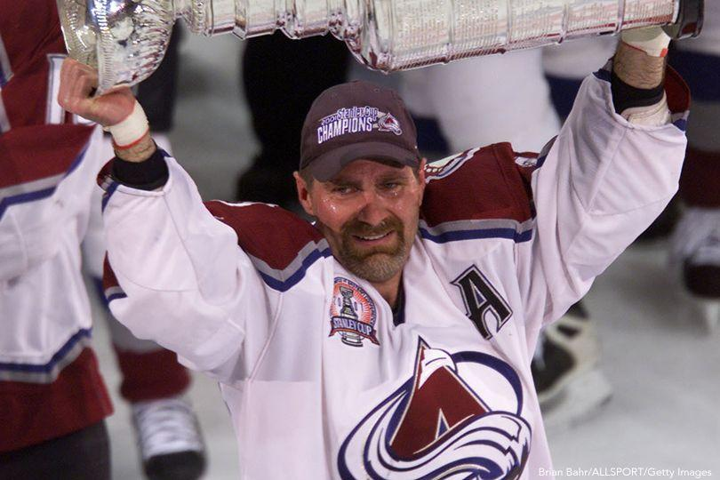 Ray Bourque, Avalanche