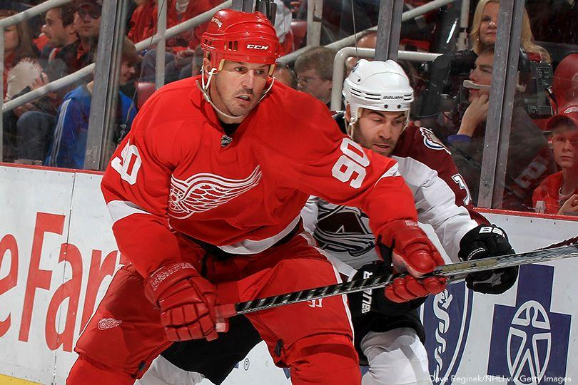 Mike Modano, Red Wings