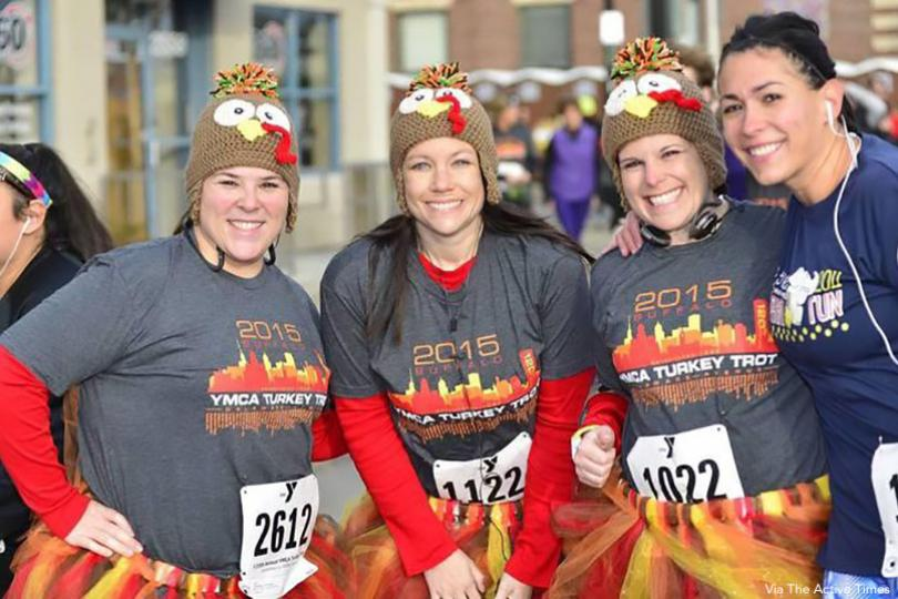 Buffalo YMCA Turkey Trot, New York