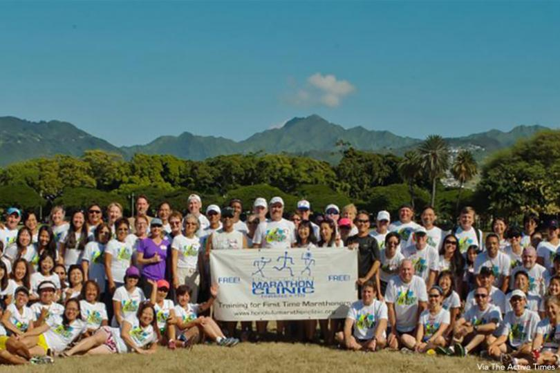Honolulu Marathon Clinic Turkey Trot, Hawaii