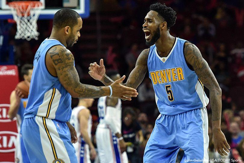 Jameer Nelson And Will Barton