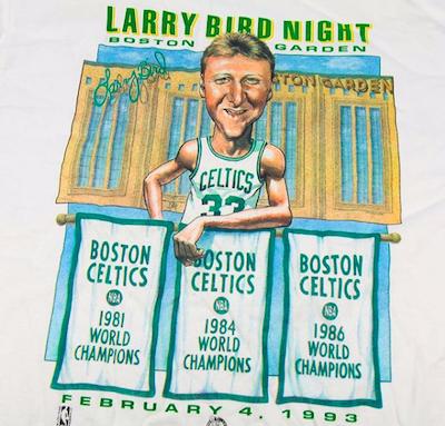 Larry Bird Night