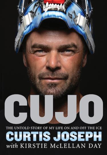 Curtis Joseph Book Cover