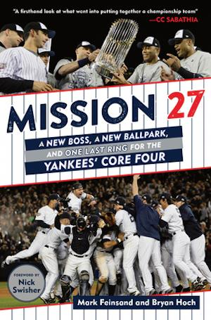 Mission 27 Cover