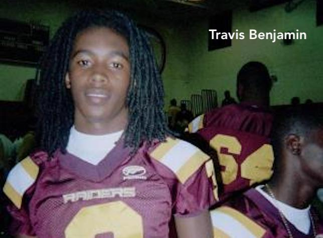 Travis Benjamin