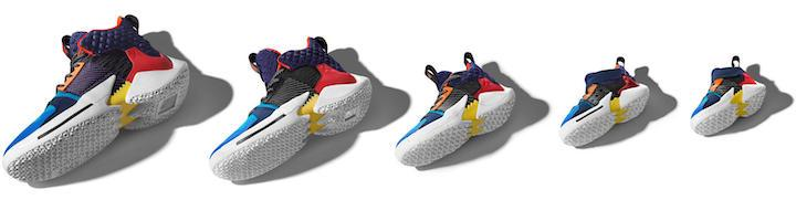 Russell Westbrook's Why Not Zer0.2: Sizing