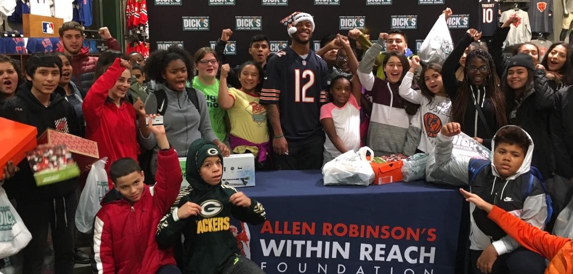 Allen Robinson, Within Reach Foundation