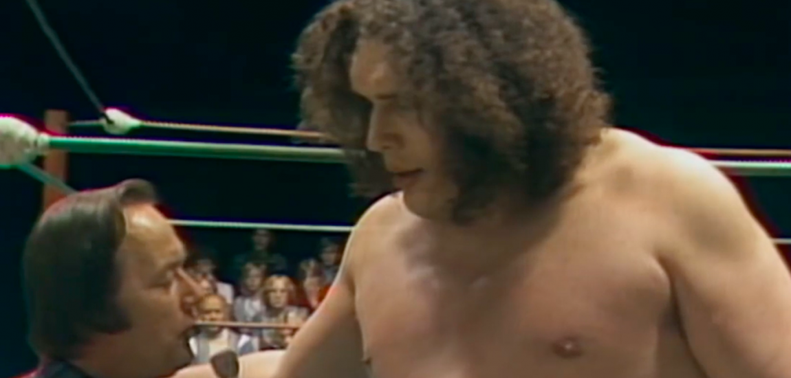Gordon Solie, Andre The Giant