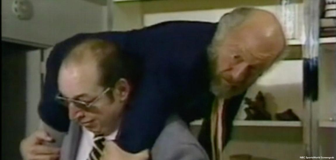 Gorilla Monsoon Bud Collins