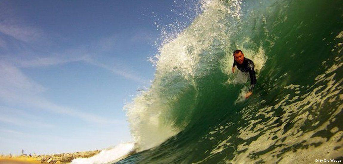 Dirty Old Wedge Surfing Documentary