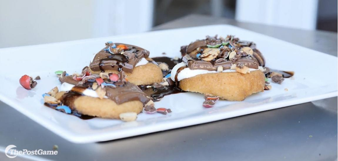 Donut S'mores