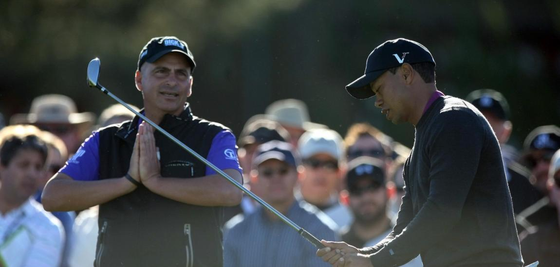 Rocco Mediate, Tiger Woods