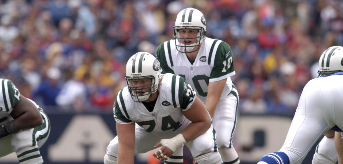 Chad Pennington, Nick Mangold
