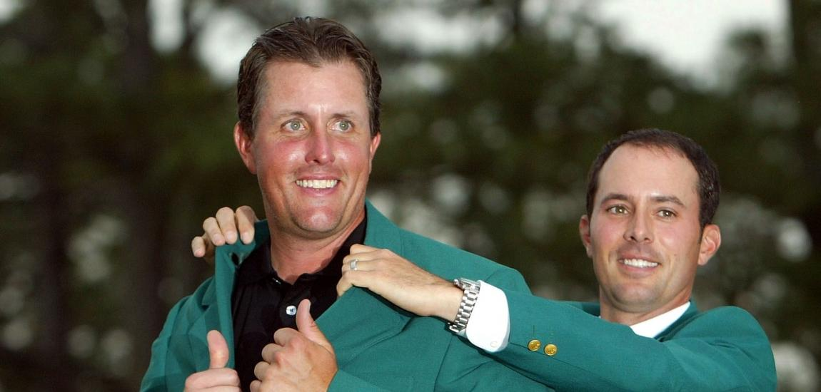 Phil Mickelson, Mike Weir