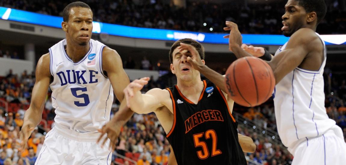 Mercer Bears, Duke Blue Devils