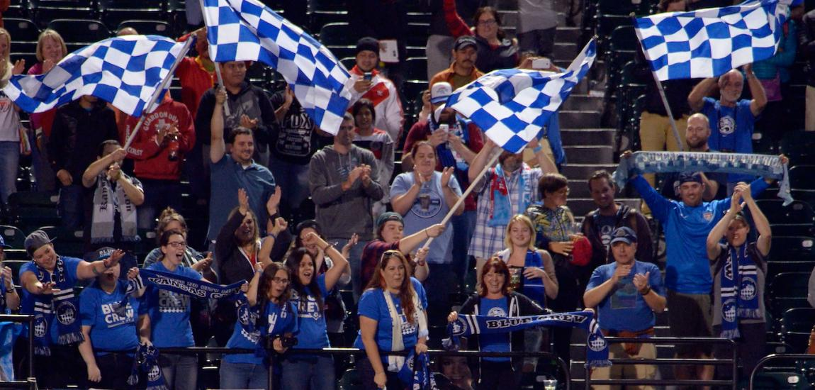 FC Kansas City Fans