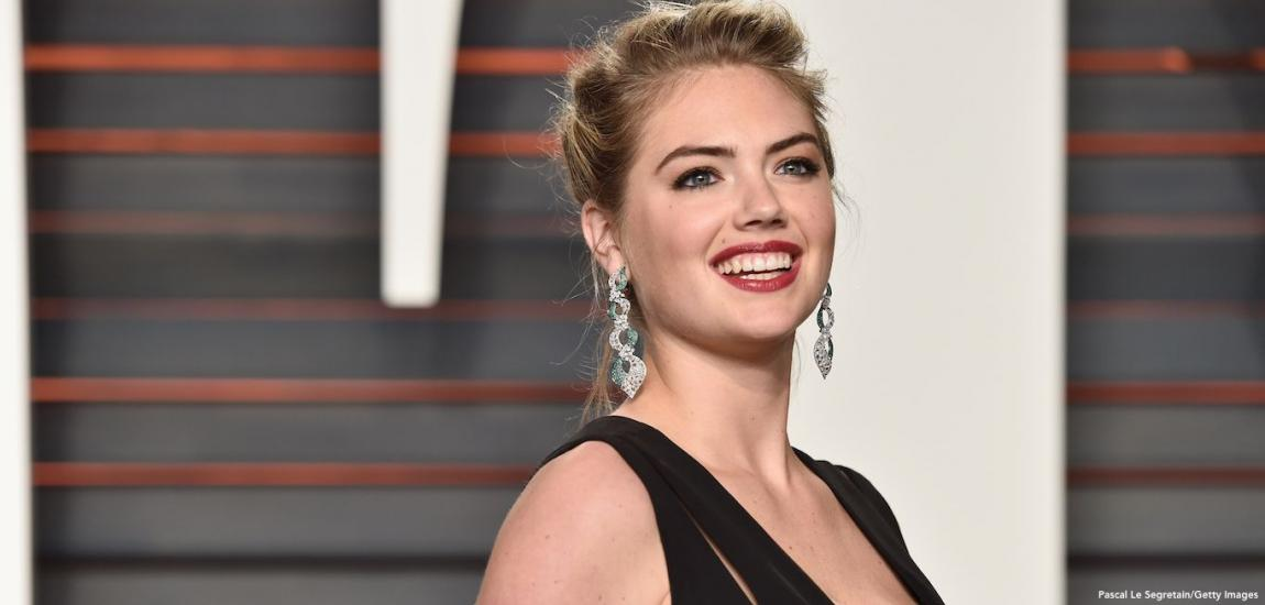 Watch Kate Upton Perform 200-Pound Hip Thrusts As Part Of