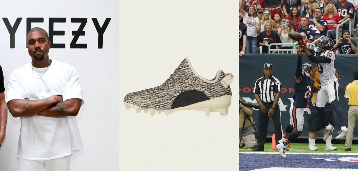 Kanye West, Adidas, DeAndre Hopkins