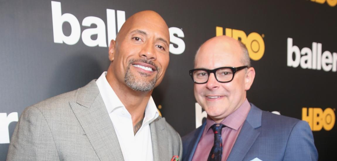 Dwayne Johnson, Rob Corddry