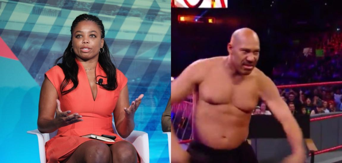 Jemele Hill, LaVar Ball