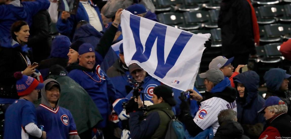 Fly The W, Chicago Cubs