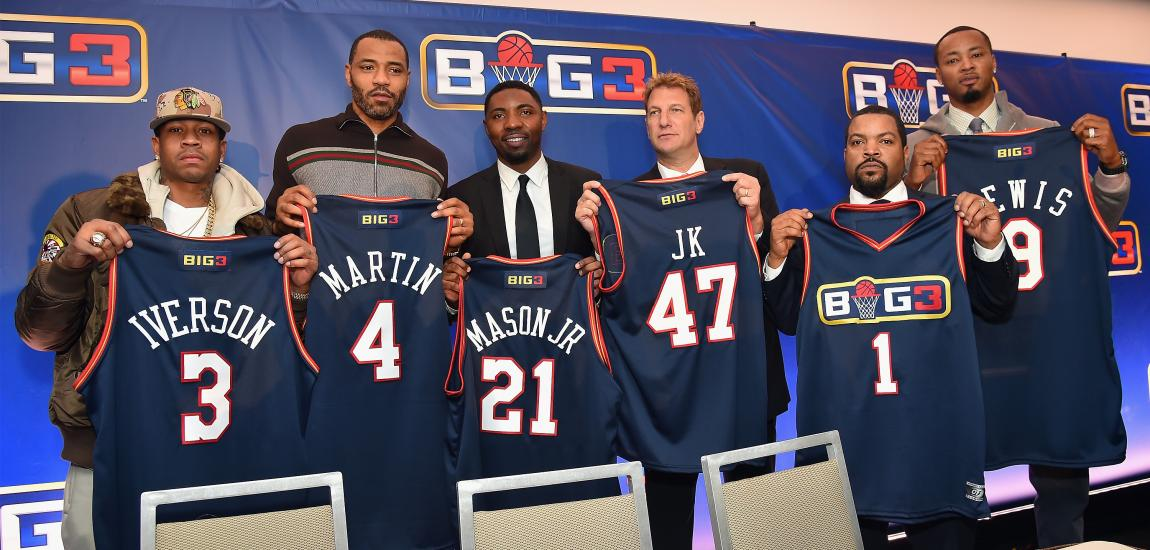 BIG3 Launch