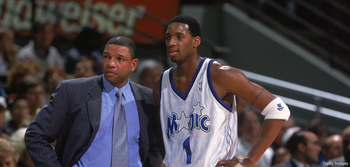 Tracy McGrady, Doc Rivers