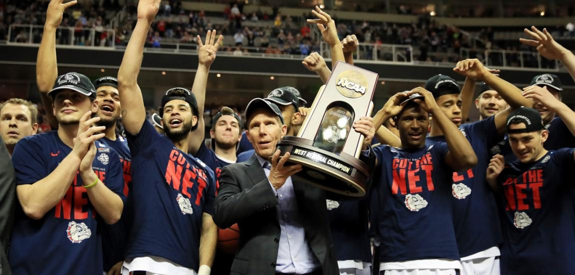 Mark Few, Gonzaga Bulldogs